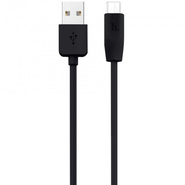 Дата кабель Hoco X1 Rapid USB to MicroUSB (1m)