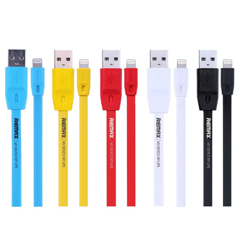 Фото Дата кабель Remax RC-001m Full Speed USB to MicroUSB (100см) (2 цвета) на itsell.ua