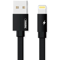 Купить Lightning to USB, Дата кабель Remax RC-094i Kerolla USB to Lightning (2m)