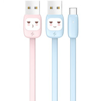Купить Type-C to USB, Дата кабель USAMS US-SJ232 U7 USB to Type-C (1.2m)