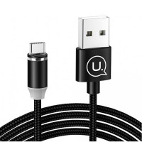 Дата кабель USAMS US-SJ293 USB to Type-C (1m)