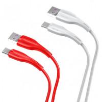 Дата кабель Usams US-SJ376 U38 Type-C 5A Fast Charging & Data Cable 1m