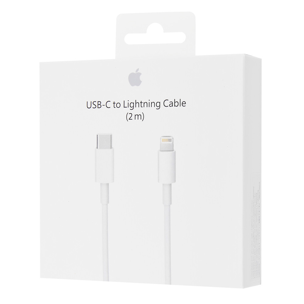 Дата кабель USB-C to Lightning Cable (2m) Original