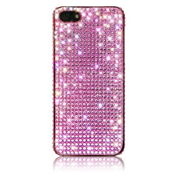 Накладка Dreamplus Eileen Lovely (Swarovski Cut Crystals) для iPhone 5 (+ пленка)