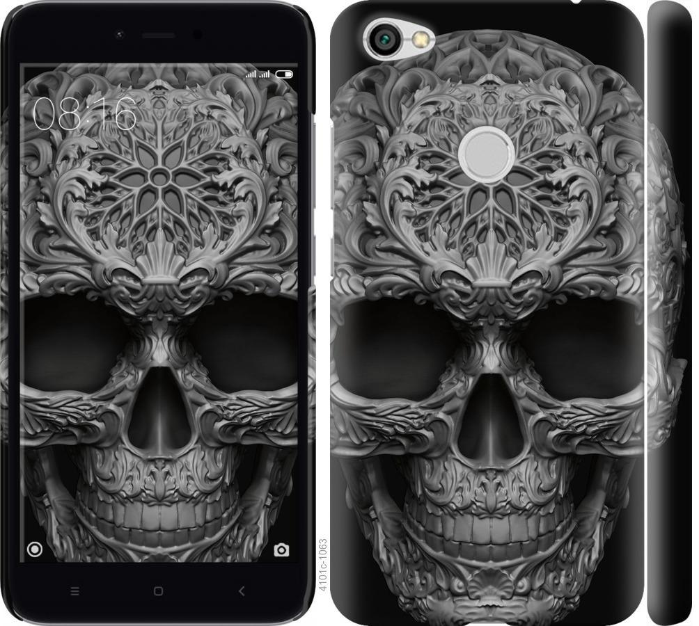 Чехол на Xiaomi Redmi Note 5A Prime skull-ornament