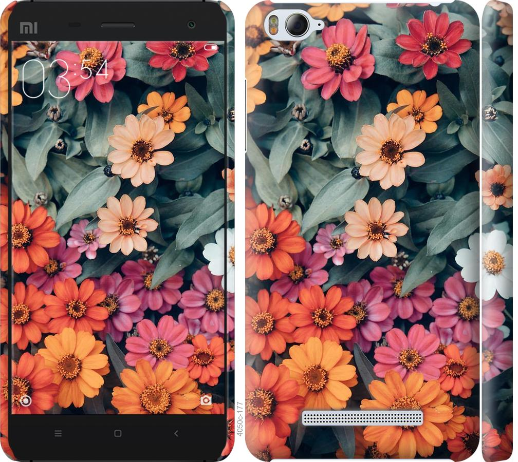 Чехол на Xiaomi Mi4i Beauty flowers