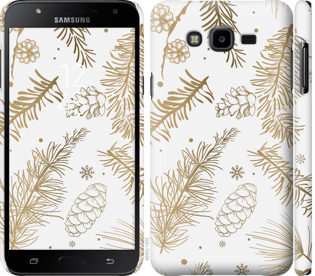 Чохол на Samsung Galaxy J7 Neo J701F Зимовий