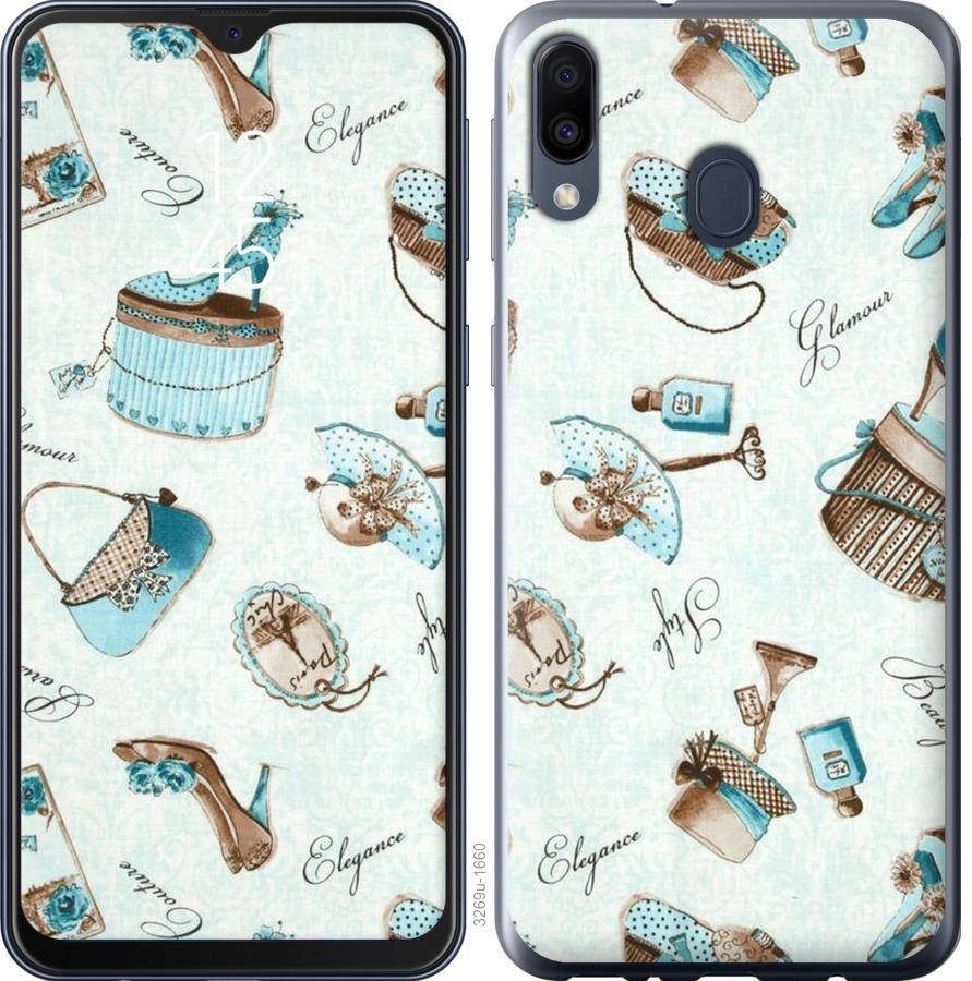 Чехол на Samsung Galaxy M30 Elegance