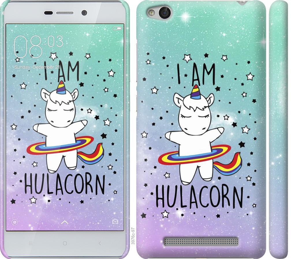 Чехол на Xiaomi Redmi 3 Im hulacorn