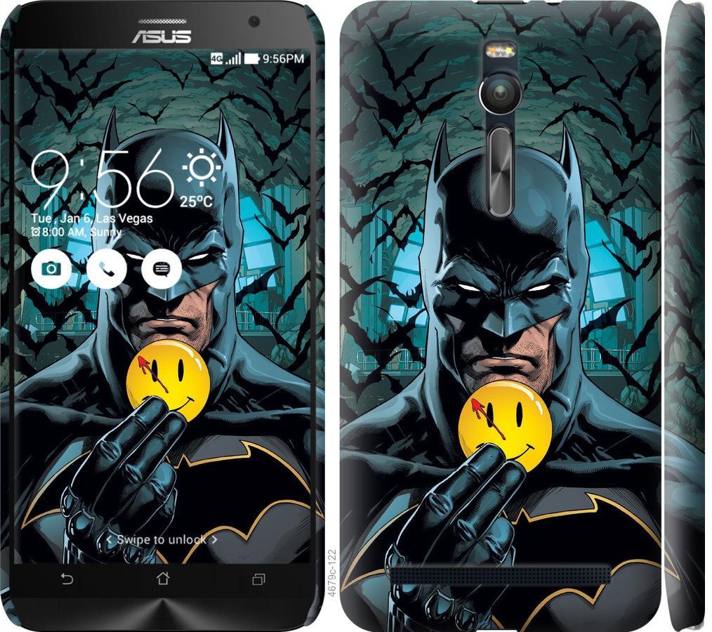 Чехол на Asus Zenfone 2 ZE551ML Бэтмен 2