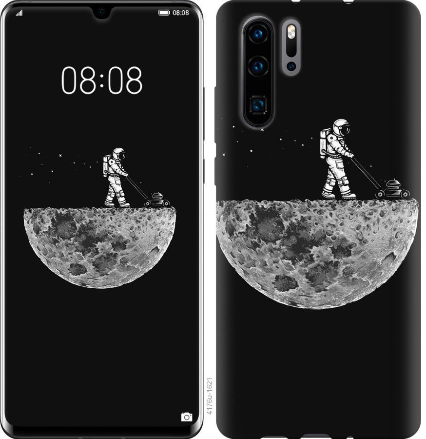 Чехол на Huawei Nova 6SE Moon in dark
