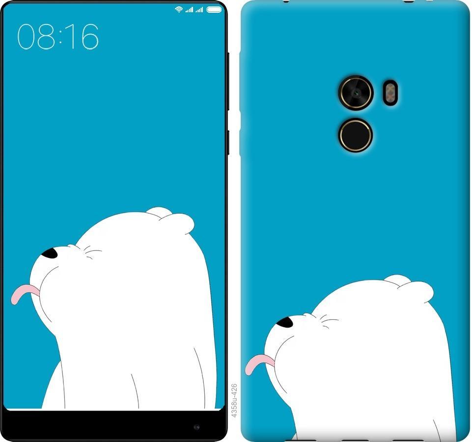 Чехол на Xiaomi Mi MiX Мишка 1