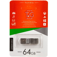 Флеш-драйв USB Flash Drive T&G 103 Metal Series 64GB