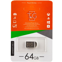 Флеш-драйв USB Flash Drive T&G 107 Metal Series 64GB