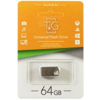 Флеш-драйв USB Flash Drive T&G 109 Metal Series 64GB