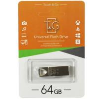 Флеш-драйв 3.0 USB Flash Drive T&G 117 Metal Series 64GB