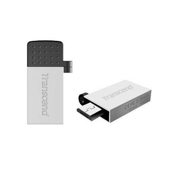 Флеш-драйв USB+OTG 16 GB Transcend JetFlash 380