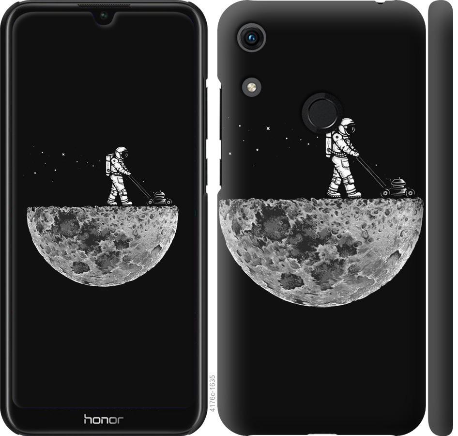 Чехол на Huawei Honor 8A Moon in dark