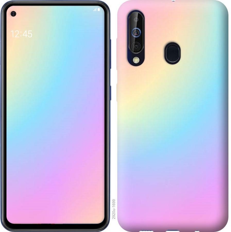 Чехол на Samsung Galaxy A60 2019 A606F Радуга 2