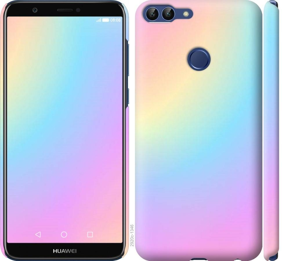 Чехол на Huawei P Smart Радуга 2