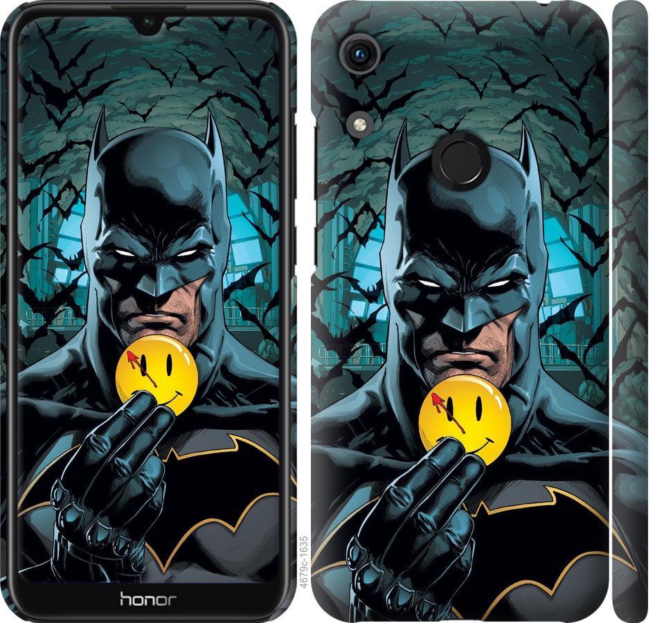Чехол на Huawei Honor 8A Бэтмен 2