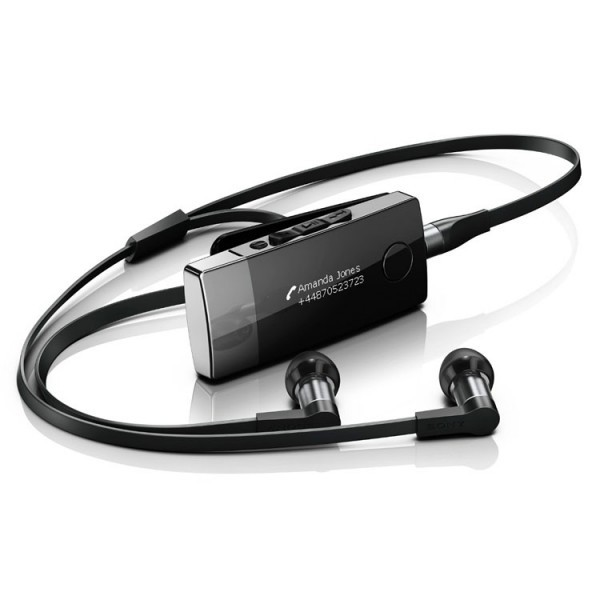 Фото Bluetooth гарнитура Sony Ericsson MW1 Smart Wireless Headset Pro (SD Reader Inside+FM Radio) в магазине itsell.ua