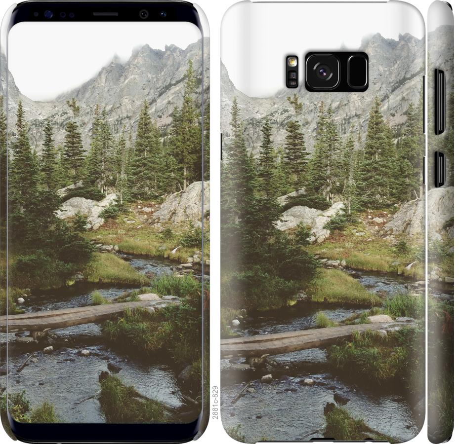 Чехол на Samsung Galaxy S8 Природа