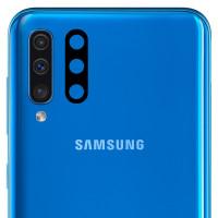 Гибкое ультратонкое стекло Epic на камеру для Samsung Galaxy A50s