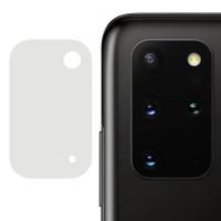 Гибкое защитное стекло 0.18mm на камеру (тех.пак) для Samsung Galaxy S20+