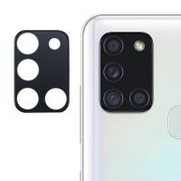 Гибкое защитное стекло 0.18mm на камеру (тех.пак) для Samsung Galaxy A21s