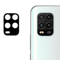 Гибкое защитное стекло 0.18mm на камеру (тех.пак) для Xiaomi Mi 10 Lite
