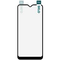 Гибкое защитное стекло SKLO Nano (тех.пак) для Xiaomi Redmi 9A / 9C