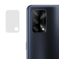 Гибкое защитное стекло 0.18mm на камеру (тех.пак) для Oppo A74 4G