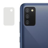 Гибкое защитное стекло 0.18mm на камеру (тех.пак) для Samsung Galaxy A02s / M02s / A03s