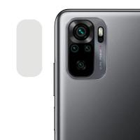 Гибкое защитное стекло 0.18mm на камеру (тех.пак) для Xiaomi Redmi Note 10 / Note 10s