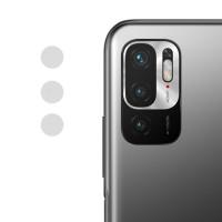 Гибкое защитное стекло 0.18mm на камеру (тех.пак) для Xiaomi Redmi Note 10 5G / Poco M3 Pro