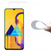 Гнучке захисне скло 2.5D Nano (без упаковки) для Samsung Galaxy M30s