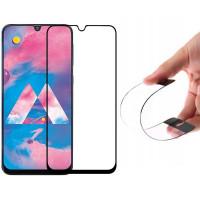Гибкое защитное стекло Nano (full glue) (без упак.) для Samsung Galaxy M30 / M30s