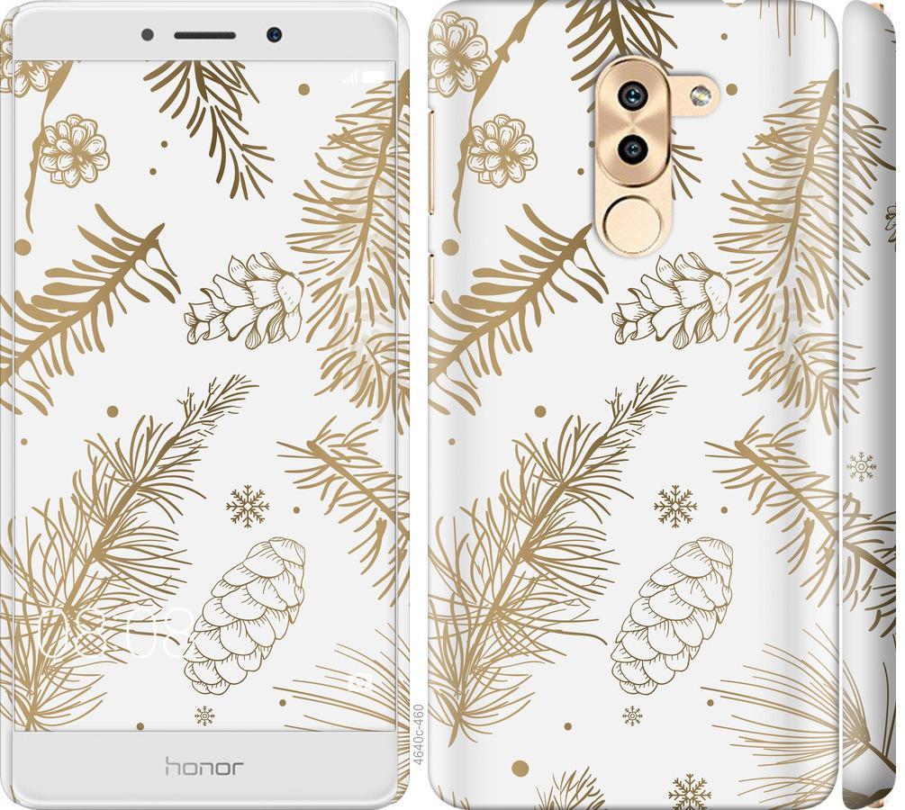 Чехол на Huawei GR5 2017 Зимний