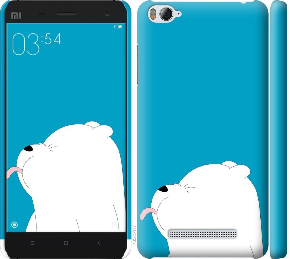Чехол на Xiaomi Mi4i Мишка 1