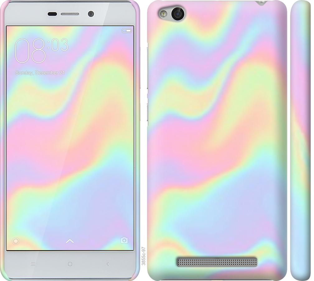 Чехол на Xiaomi Redmi 3 пастель