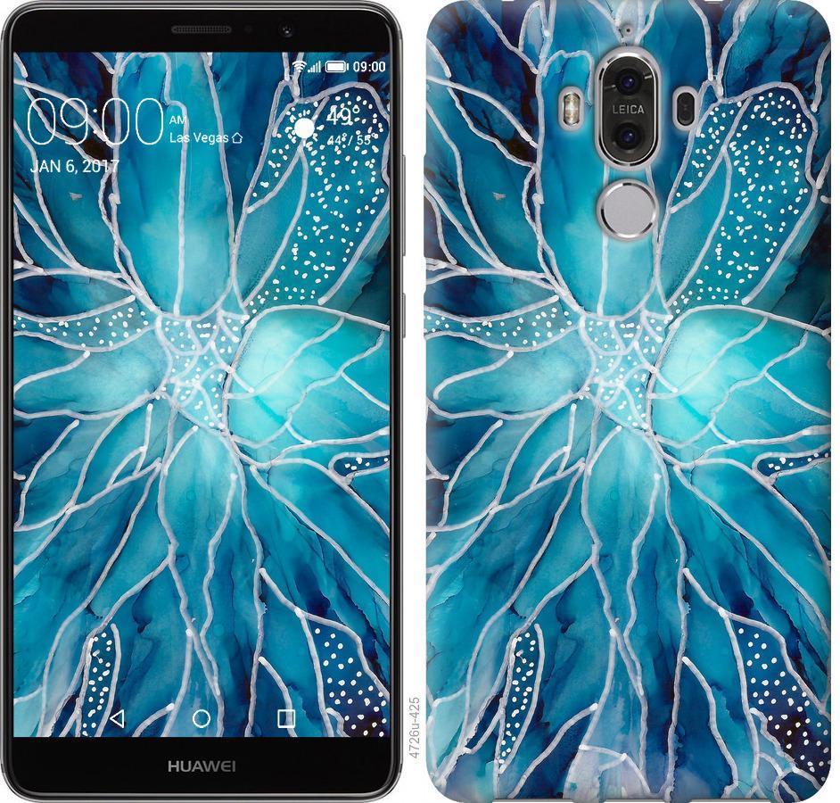 Чехол на Huawei Mate 9 чернило
