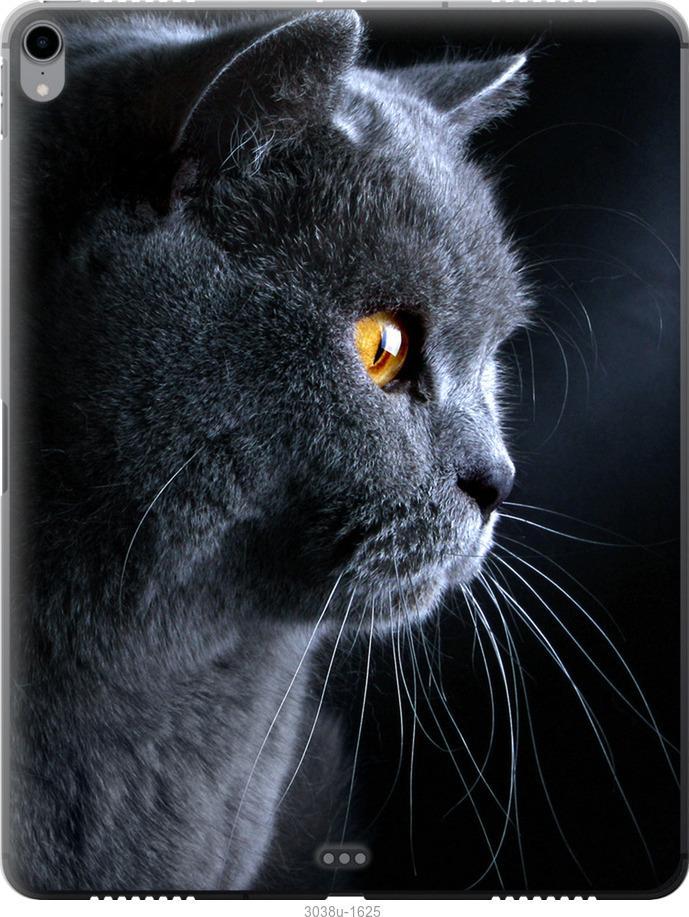 Чехол на iPad Pro 12.9 (2018) Красивый кот