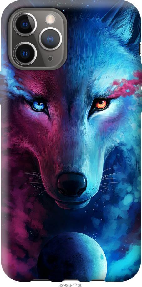 Чехол на Google Pixel 4 XL Арт-волк