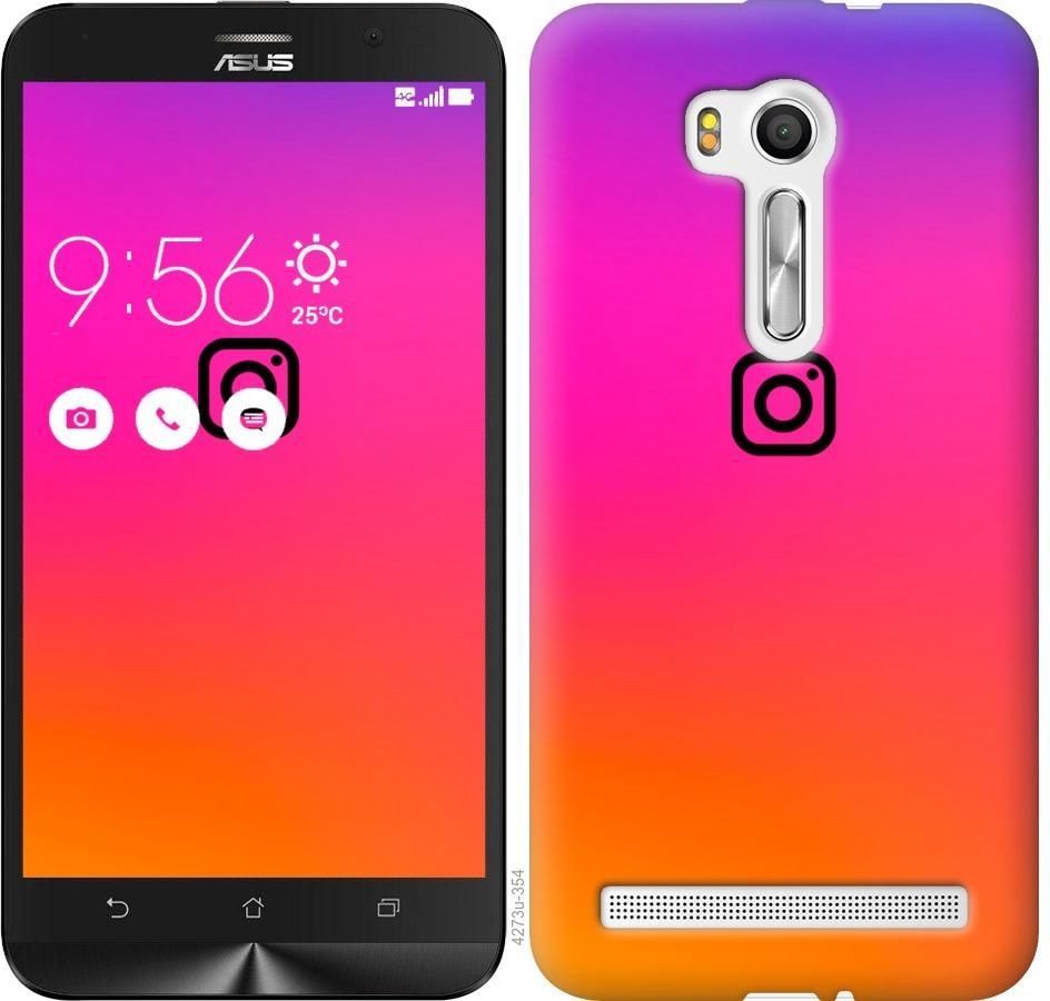 Чехол на Asus ZenFone Go TV ZB551KL Instagram