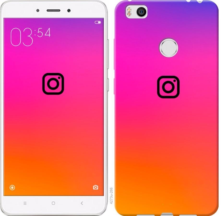 Чехол на Xiaomi Mi4s Instagram