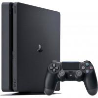 Игровая консоль Sony PlayStation 4 Slim 1Tb + 3-месячная подписка на PSPlus + 3 игры