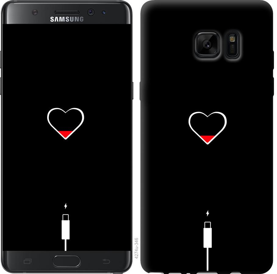 Чохол на Samsung Galaxy Note 7 Duos N930F  Підзарядка