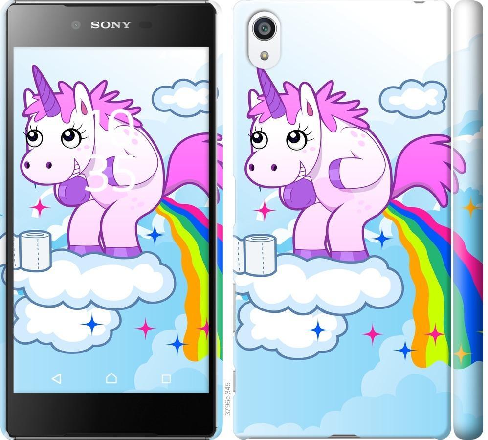 Чехол на Sony Xperia Z5 Premium E6883 Единорожка