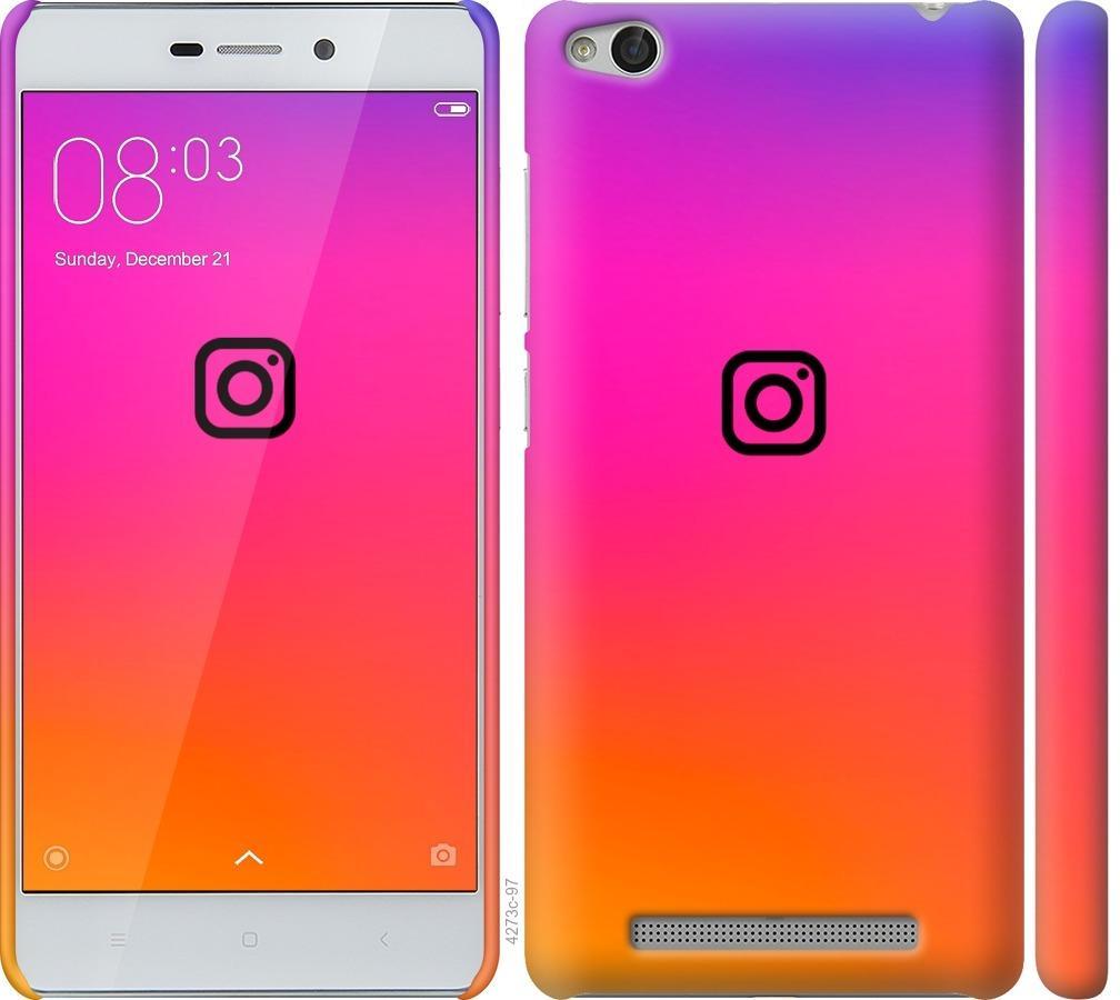 Чехол на Xiaomi Redmi 3 Instagram